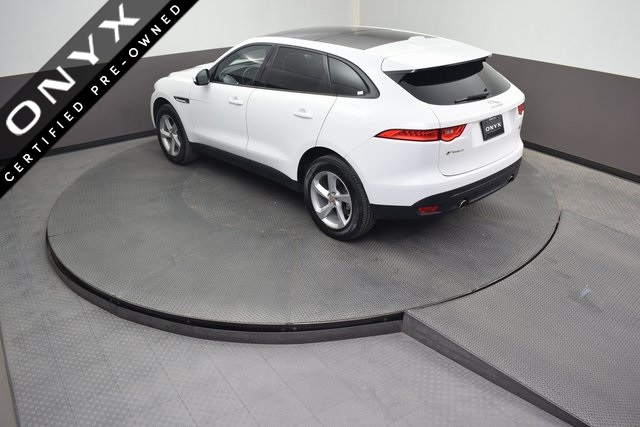 Certified Pre-Owned 2018 Jaguar F-PACE 30t Premium