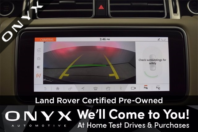 Certified Pre-Owned 2019 Land Rover Range Rover 5.0L V8 Supercharged
