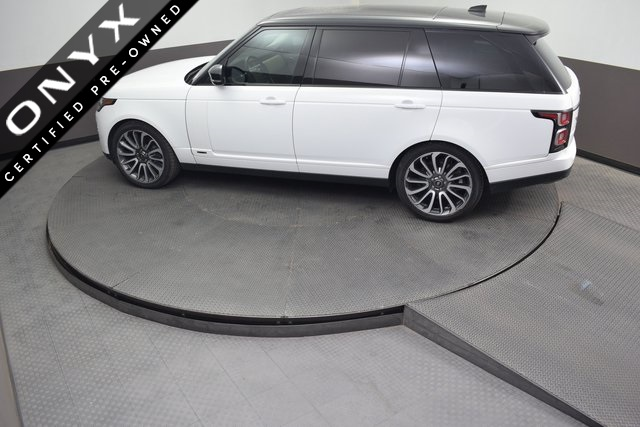 Certified Pre-Owned 2020 Land Rover Range Rover Supercharged