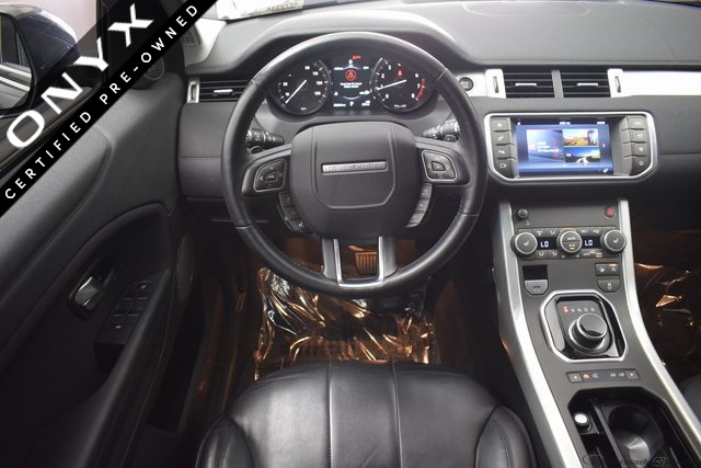 Certified Pre-Owned 2017 Land Rover Range Rover Evoque