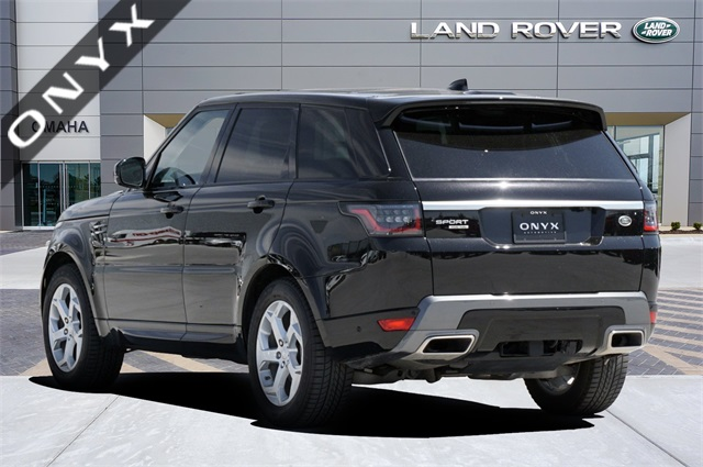 New 2019 Land Rover Range Rover Sport HSE Td6