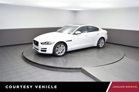 New 2019 Jaguar XE 25t Prestige AWD 4D Sedan
